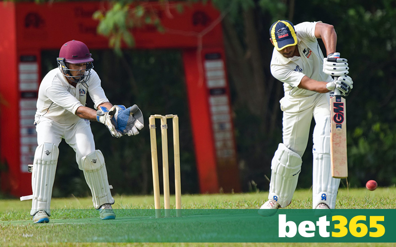 Cricket Betting on Bet365